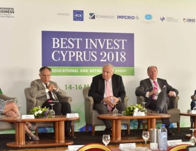 Panel Discussion «What to expect from Cyprus in the nearest future»