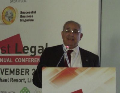 Dr. Charis Pouangare, Director Consumer and SME Banking (Bank of Cyprus)