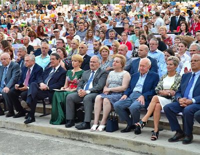 Official Opening Ceremony of the XIII Cyprus-Russian Festival