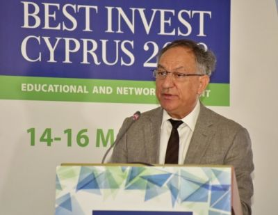 Angelos Gregoriades,  Cyprus Investment Fund Association