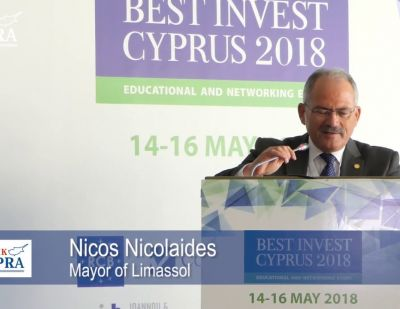 Nicos Nicolaides, Mayor of Limassol